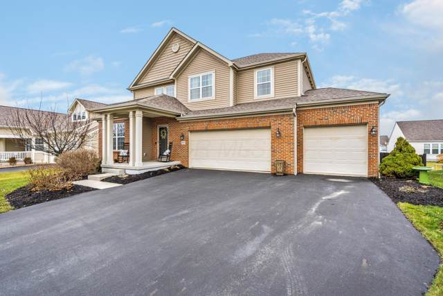 660 High Timber Drive, Westerville, OH 43082 (MLS #220002717) :: Keller Williams Excel