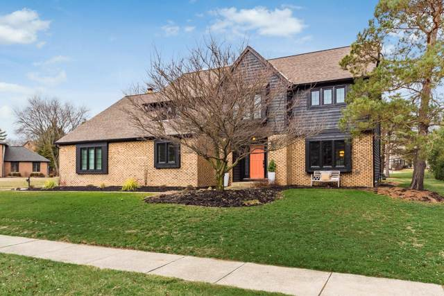 130 Olentangy Ridge Place, Powell, OH 43065 (MLS #220002727) :: Keller Williams Excel