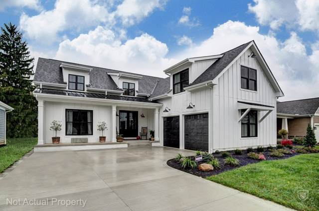 866 Pinnacle Pointe Place, Gahanna, OH 43230 (MLS #220002732) :: The Willcut Group