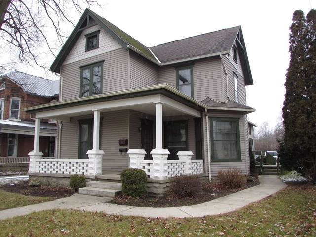 430 S Main Street, Urbana, OH 43078 (MLS #220002866) :: Keller Williams Excel