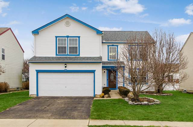 7610 Calderdale Street, Blacklick, OH 43004 (MLS #220002965) :: The Clark Group @ ERA Real Solutions Realty