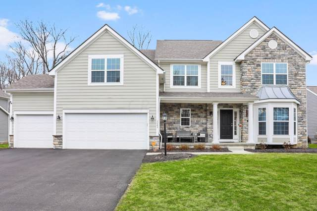 7543 Kerfield Drive, Galena, OH 43021 (MLS #220002989) :: The Clark Group @ ERA Real Solutions Realty