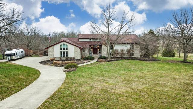 8560 Glen View Drive, Plain City, OH 43064 (MLS #220003031) :: RE/MAX ONE