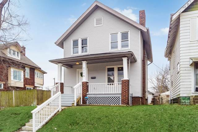 1115 E Whittier Street, Columbus, OH 43206 (MLS #220003061) :: The Clark Group @ ERA Real Solutions Realty