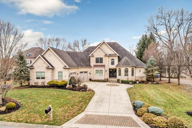 1599 Oxbow Drive, Blacklick, OH 43004 (MLS #220003127) :: Susanne Casey & Associates