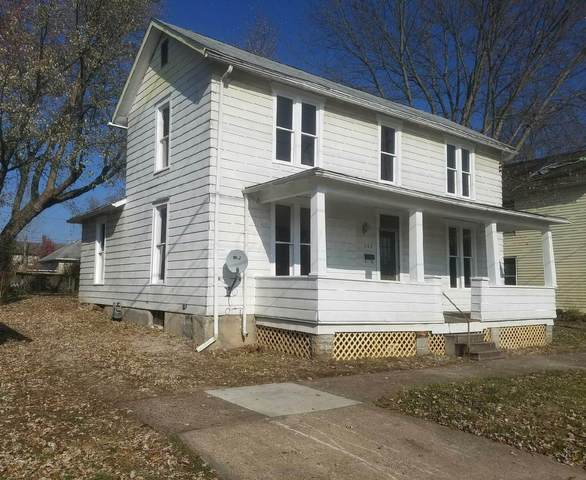 109 Harrison Street, Zanesville, OH 43701 (MLS #220003352) :: RE/MAX ONE