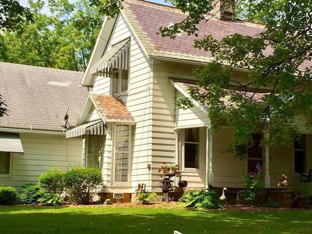 121 N Grove Street, Ashley, OH 43003 (MLS #220003429) :: Core Ohio Realty Advisors