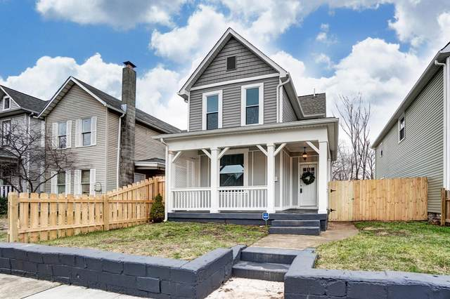 256 S Cypress Avenue, Columbus, OH 43223 (MLS #220003448) :: Exp Realty