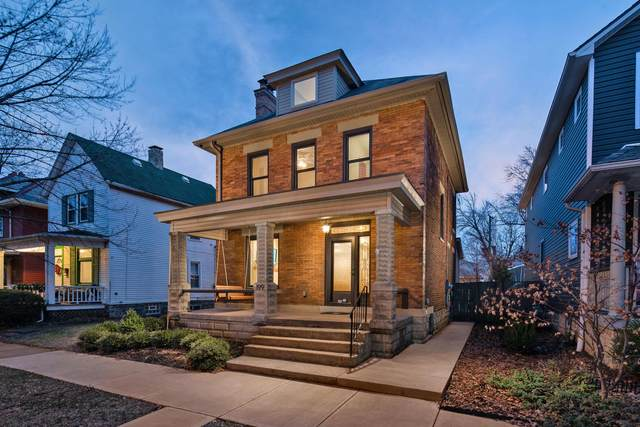 199 E Gates Street, Columbus, OH 43206 (MLS #220003517) :: The Clark Group @ ERA Real Solutions Realty
