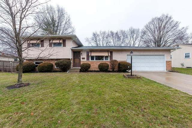 300 Heil Drive, Gahanna, OH 43230 (MLS #220003597) :: Exp Realty