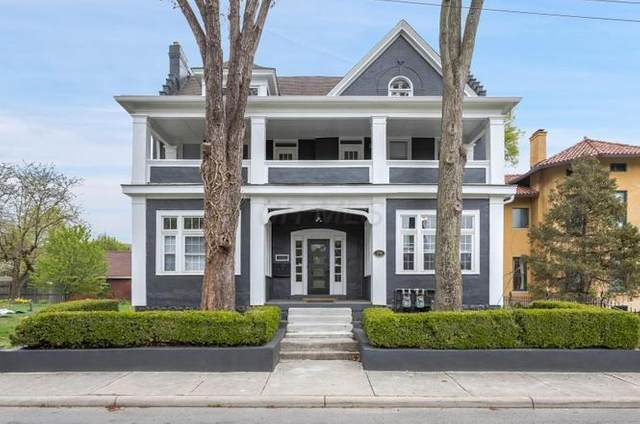 376 Linwood Avenue, Columbus, OH 43205 (MLS #220003866) :: CARLETON REALTY