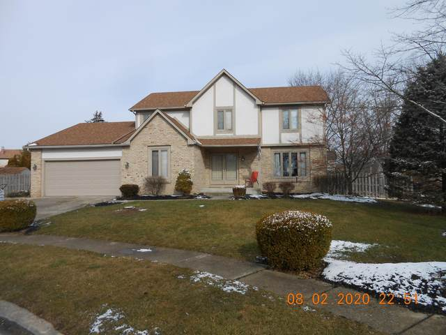 1738 Sioux Court, Grove City, OH 43123 (MLS #220003891) :: Keller Williams Excel