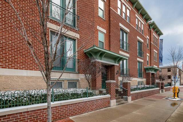 338 S 3rd Street #1, Columbus, OH 43215 (MLS #220003918) :: The Clark Group @ ERA Real Solutions Realty