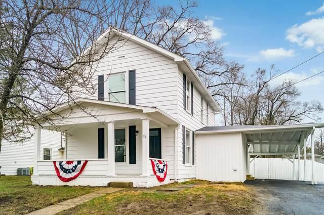 84 N Columbus Street, Sunbury, OH 43074 (MLS #220004087) :: Signature Real Estate