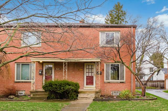 2018 Harwitch Road, Upper Arlington, OH 43221 (MLS #220004097) :: The Clark Group @ ERA Real Solutions Realty