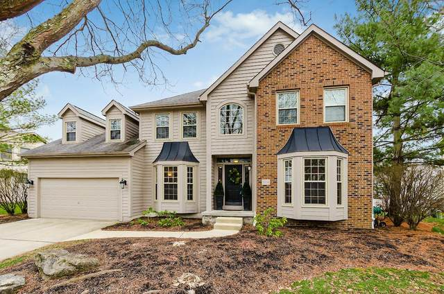 5714 Saint Andrews Drive, Westerville, OH 43082 (MLS #220004148) :: Huston Home Team