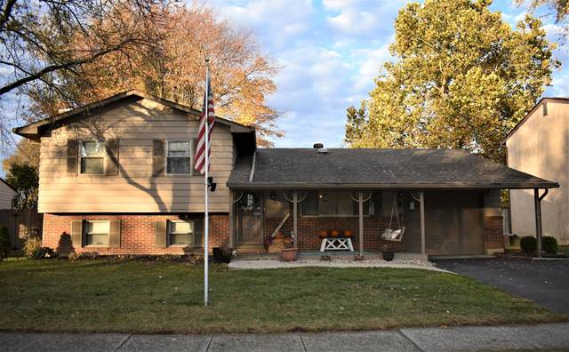 2018 Candleberry Drive, Grove City, OH 43123 (MLS #220004278) :: Huston Home Team