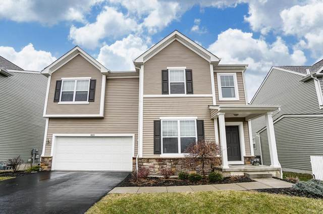 8613 Crooked Maple Drive, Blacklick, OH 43004 (MLS #220004281) :: Keller Williams Excel