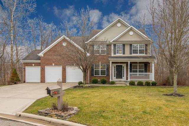 5581 Whispering Ridge Drive, Galena, OH 43021 (MLS #220004315) :: The Clark Group @ ERA Real Solutions Realty