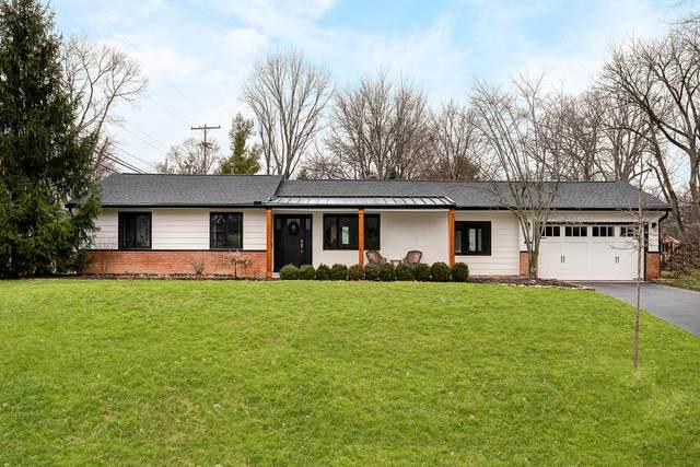 3911 Chevington Road, Upper Arlington, OH 43220 (MLS #220004323) :: Julie & Company