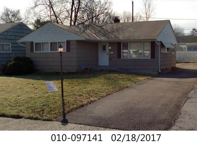 2919 Templeton Road, Columbus, OH 43209 (MLS #220004331) :: Huston Home Team