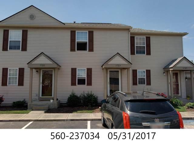5723 Rutgers Lane 181E, Hilliard, OH 43026 (MLS #220004366) :: RE/MAX ONE
