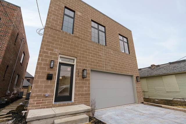 247 E Greenwood Avenue, Columbus, OH 43201 (MLS #220004368) :: ERA Real Solutions Realty