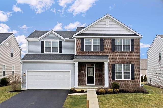 6034 Follensby Drive, Westerville, OH 43081 (MLS #220004449) :: Huston Home Team