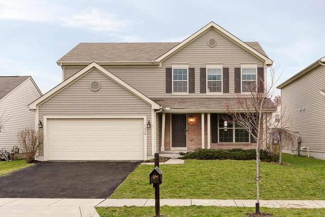 7228 Sweet Meadow Drive, Canal Winchester, OH 43110 (MLS #220004460) :: RE/MAX ONE