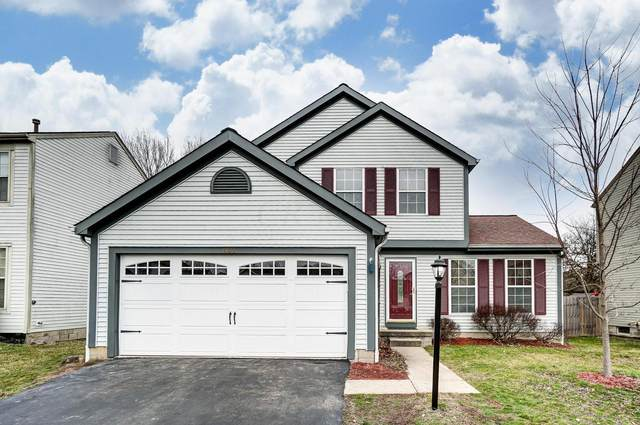 6644 Winbarr Way, Canal Winchester, OH 43110 (MLS #220004463) :: RE/MAX ONE