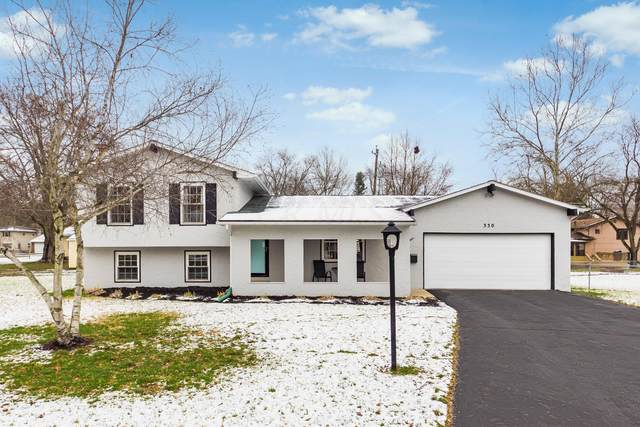 330 Lyncroft Court, Gahanna, OH 43230 (MLS #220004467) :: Exp Realty