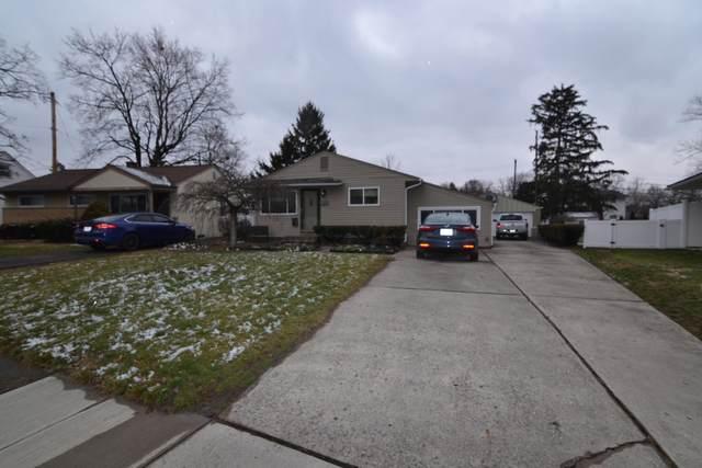 4139 Ashgrove Drive, Grove City, OH 43123 (MLS #220004479) :: CARLETON REALTY
