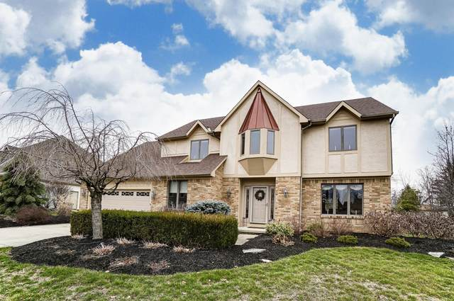 2902 Annabelle Court, Grove City, OH 43123 (MLS #220004524) :: CARLETON REALTY