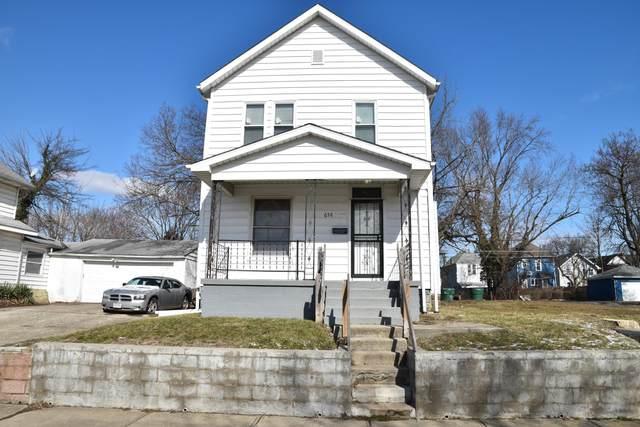 658 Stewart Avenue, Columbus, OH 43206 (MLS #220004538) :: Susanne Casey & Associates