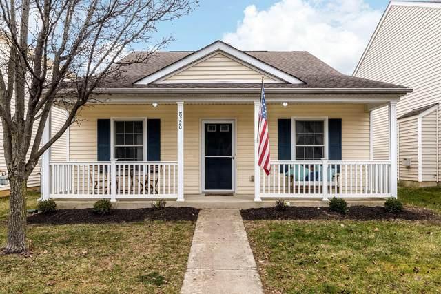 8320 Tegmen Street, Columbus, OH 43240 (MLS #220004555) :: Huston Home Team