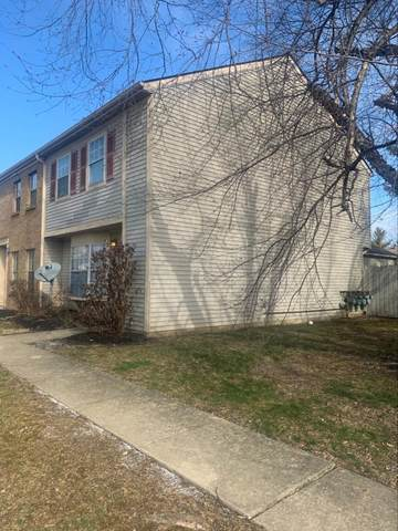 2455 Mason Village Court, Columbus, OH 43232 (MLS #220004583) :: CARLETON REALTY