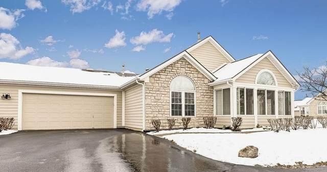 6406 Pinehurst Pointe, Westerville, OH 43082 (MLS #220004603) :: CARLETON REALTY