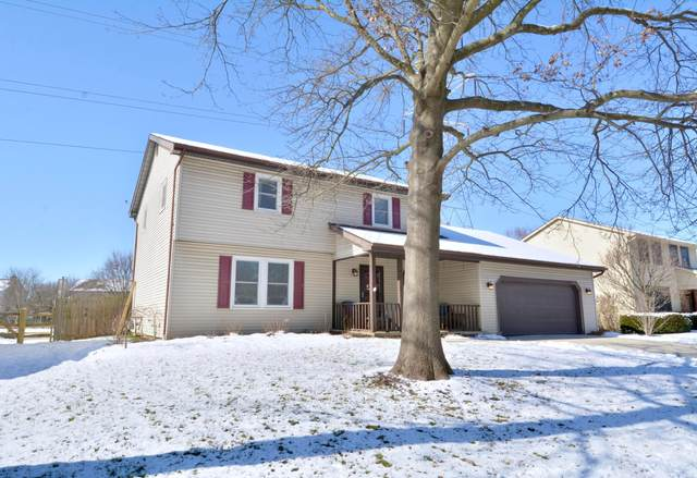649 Grist Run Road, Westerville, OH 43082 (MLS #220004604) :: RE/MAX ONE