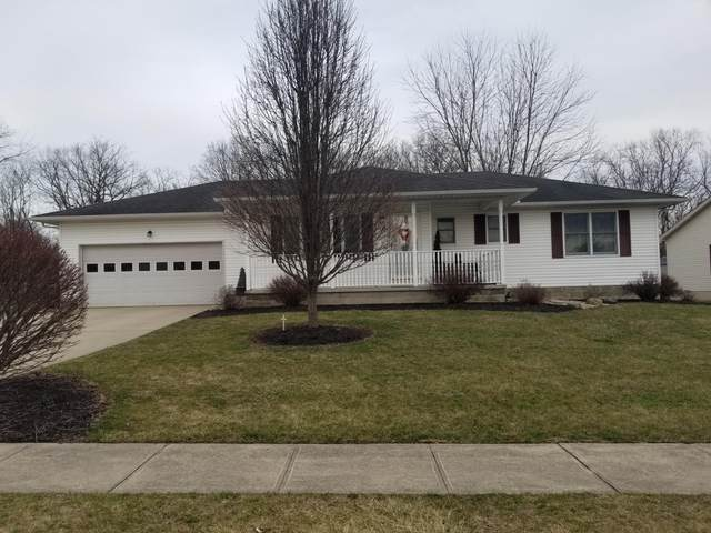 2459 Beverly Hills Drive, Lancaster, OH 43130 (MLS #220004624) :: RE/MAX ONE