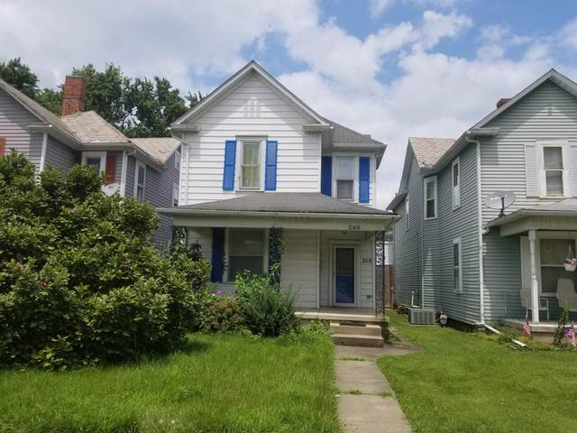 249 E 6th Avenue, Lancaster, OH 43130 (MLS #220004656) :: RE/MAX ONE