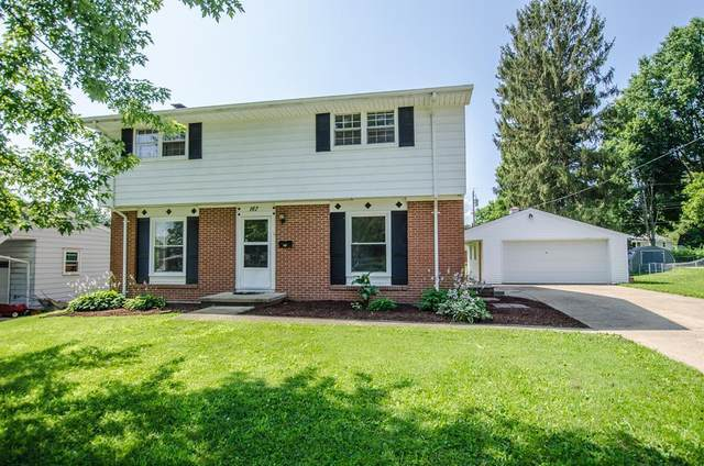 167 Holiday Hill, Mansfield, OH 44904 (MLS #220004712) :: RE/MAX ONE