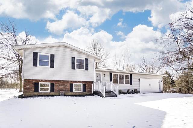 10631 Miller Road NW, Johnstown, OH 43031 (MLS #220004749) :: Berkshire Hathaway HomeServices Crager Tobin Real Estate