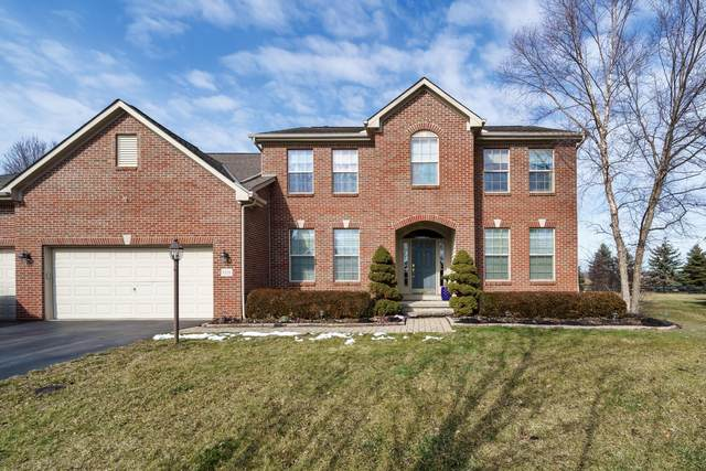 8226 Trail Lake Drive, Powell, OH 43065 (MLS #220004783) :: Huston Home Team
