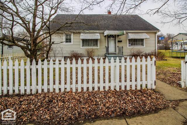 63 S Shawnee Avenue, Zanesville, OH 43701 (MLS #220004797) :: CARLETON REALTY
