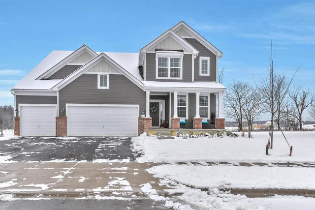 633 Viola Drive, Sunbury, OH 43074 (MLS #220004820) :: Signature Real Estate