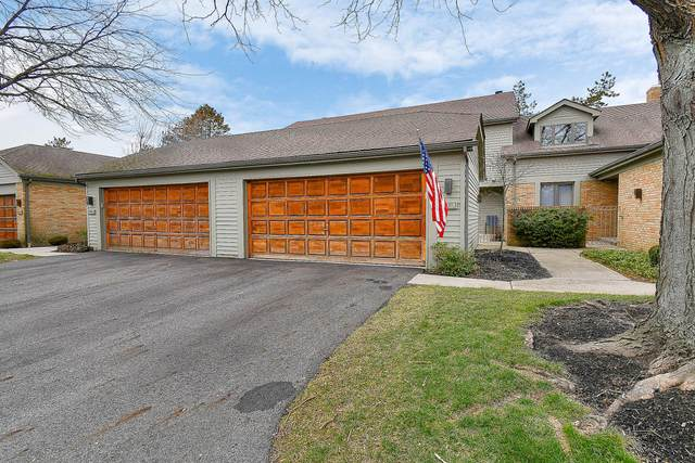 6497 Strathaven Court N C, Worthington, OH 43085 (MLS #220004822) :: Julie & Company