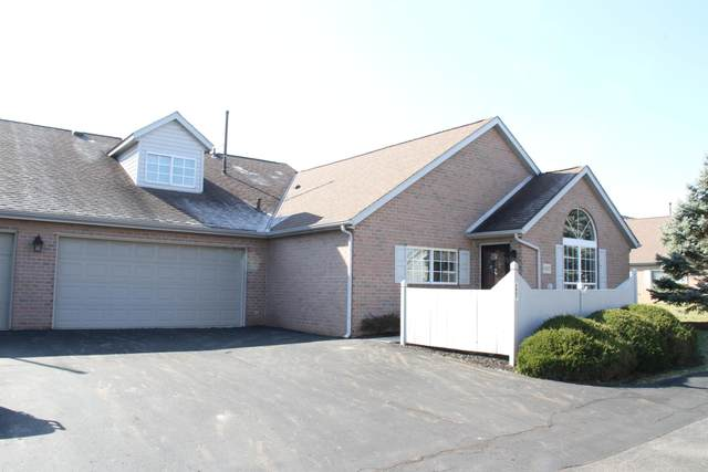 4997 Meadow Run Drive, Hilliard, OH 43026 (MLS #220004890) :: Julie & Company
