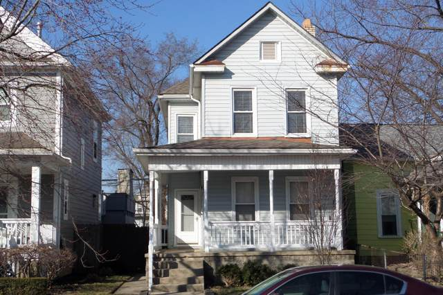 1009 Michigan Avenue, Columbus, OH 43201 (MLS #220004908) :: ERA Real Solutions Realty