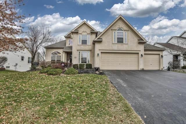 5095 Snowy Creek Drive, Grove City, OH 43123 (MLS #220004913) :: Julie & Company