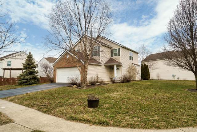 1982 Schrive Drive, Hilliard, OH 43026 (MLS #220004927) :: The Raines Group